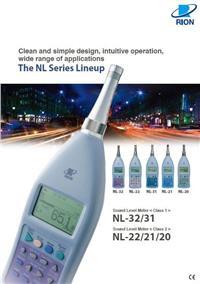 日本理音 NL-22 声级计 噪音计 分贝仪 NL-22