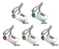 臺灣衡欣 AZ86505 五合一臺式水質檢測儀 AZ86505