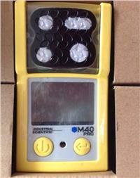 美国英思科 M40 PRO 便携式多气体检测仪(不带泵版) M40 PRO