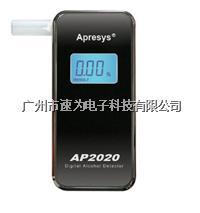 美国艾普瑞 AP2020 呼吸式蓝牙传输酒精检测仪 AP2020 带打印机 AP2020