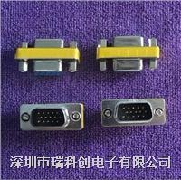 濾波連接器 DB15 VGA 公母轉接頭 點擊進入規格書