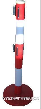 双层带式绝缘伸缩围栏 JLD-L-5米