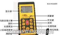 ?,斦稟R881 激光測距儀100米 高精度手持式 紅外電子尺 測距尺