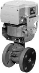 电动二通阀(弹簧复位型执行器) VY51××M, VY51××N