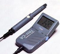 便携式数显温湿度计日本神荣 TRH-CA