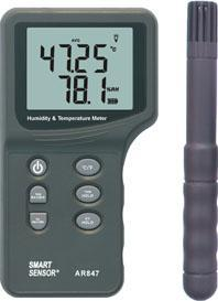 温湿度计(分体式) AR847