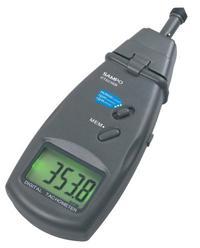 光电接触两用转速/线速表 DT6236B