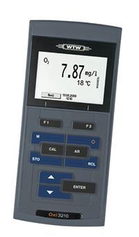 溶解氧测定仪 Oxi 3210
