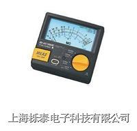 模拟指针式绝缘电阻表2406E33 2406E-33