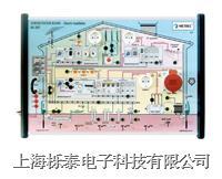 建筑电气安装测试教学演示板MA2067 MA-2067
