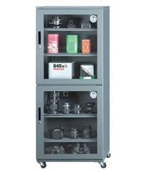 金属镶钢化玻璃门电子防潮柜AD-410D AD-410D