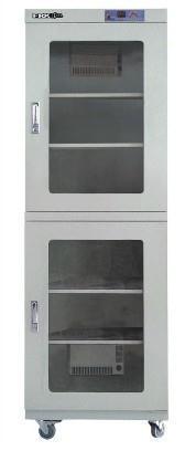 双芯数码低湿度防潮柜 FUB-680