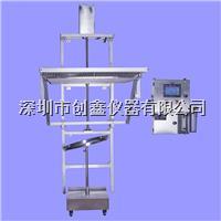 广东创鑫挂墙式IPX1-2垂直滴雨试验机