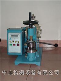鞋业耐破度检测设备 ZB-PL-100A