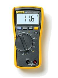 温度及微安电流测量HVAC万用表 F116C  F116C