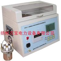 绝缘油体积电阻率测定仪 WBDY-V