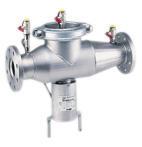 减压区防回流阀与法兰连接工业模型,ba298i-f ba298i