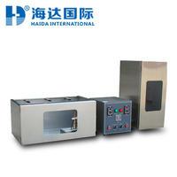 海绵燃烧试验机(水平燃烧) HD-F781-1