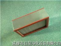 不锈钢耐高温高效过滤器