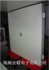 UL1598灯具温升模拟墙