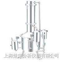 SHZ32-100不锈钢塔式重蒸馏水器 SHZ32-100