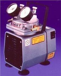 Gast无油隔膜真空泵/DOA-P504-BN进口无油隔膜真空泵