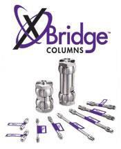 沃特世Waters XBridge™ HPLC分析柱/高效液相色谱柱 186003033/186003034/186003943/186003110