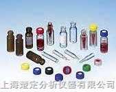 银色开孔铝盖带红色PTFE/白色硅胶垫(适用于11mm 2ml广口钳口瓶 ) V3211-11GD