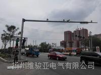 揚州交通警察新款交通信號燈桿