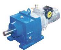 MB系列无级变速机(功率:0.18KW~7.5KW) 基本型配双级摆线减速机MB-XWE