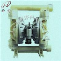 气动隔膜泵 QBY2