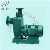 直联式自吸排污泵 ZWL