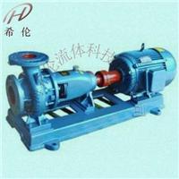 单级单吸清水离心泵 IS