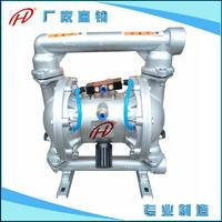 不锈钢粉体气动隔膜泵