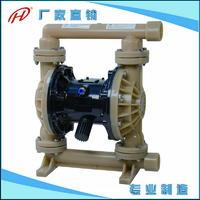 耐高温氟塑料气动隔膜泵
