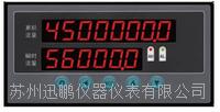 苏州迅鹏WPKJ-P1V0流量积算仪 WPKJ