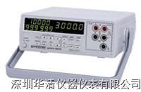 GOM-802高精度可编程直流微欧姆计直流电阻测试仪GOM-802 GOM-802