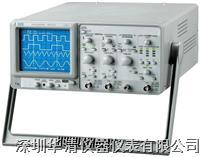 MOS-6100 CRT读出型100M示波器 MOS-6100