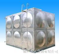 304板不锈钢球形水箱