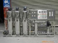 1T/H全自动全不锈钢反渗透纯水机