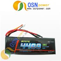 High Discharge Rate Li-poly Battery pack