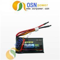 11.1V 800MAH 25C RC Li-polymer Battery Packs