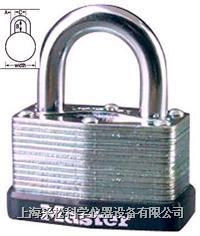 无胆千层锁(44mm宽) Master lock,500D,500KA,500KABRK,7mm粗锁钩,21m