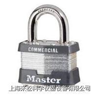 钢安全千层锁 Master lock,5系列,51mm宽锁体,25mm长锁钩