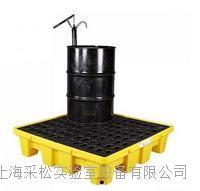 四桶防泄漏托盘SPP104 SPP104,CSA6015