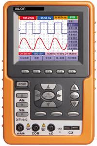 手持数字存储示波器HDS系列