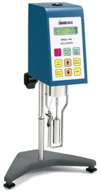 美國Brookfield粘度計DV-II+Pro 粘度計