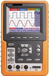 HDS1021M系列手持数字存储示波器