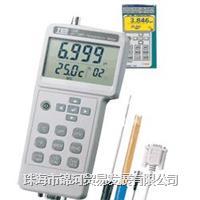 酸碱度、氧化还原、温度测试计TES-1380
