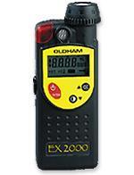 法国奥德姆可燃气体检测仪 EX2000